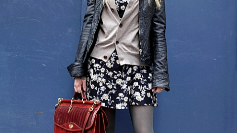 Street Style: New York – Meryl Haley | StyleCaster