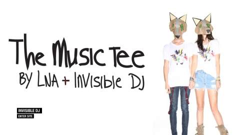 Want Some Tunes with that Tee? | StyleCaster