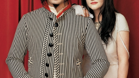 Meg White Gets Married in Jack White's Backyard | StyleCaster