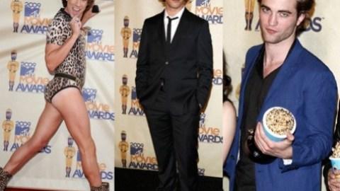 The Men of the MTV Movie Awards | StyleCaster