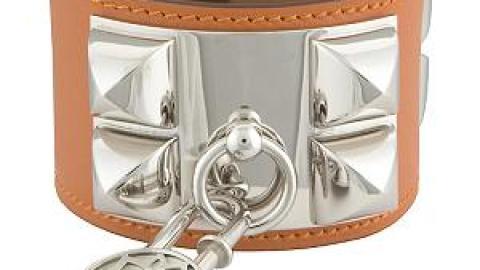 Hermes Collier de Chien Bracelet | StyleCaster