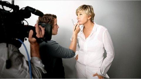 Ellen DeGeneres: New Face of Covergirl | StyleCaster