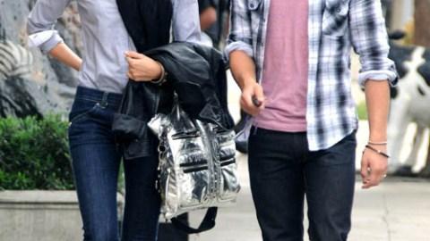 Joe Jonas and Camilla Belle: Lunch Date | StyleCaster