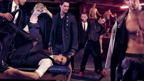 Dolce & Gabbana Take a Sporting Turn | StyleCaster