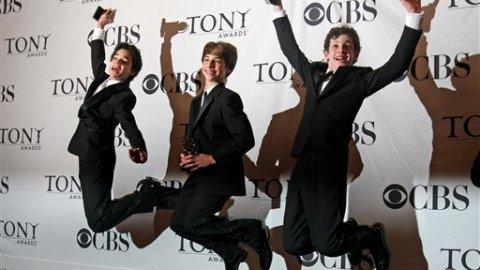 Tony Awards Winners | StyleCaster