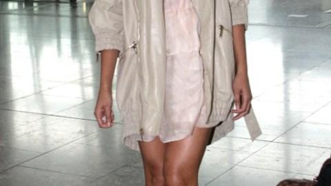 Beyonce Takes Flight | StyleCaster