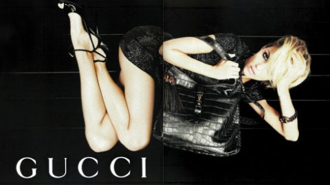 Anja for Gucci   StyleCaster