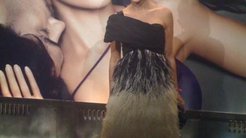 Demi Moore: Louvre Lover | StyleCaster