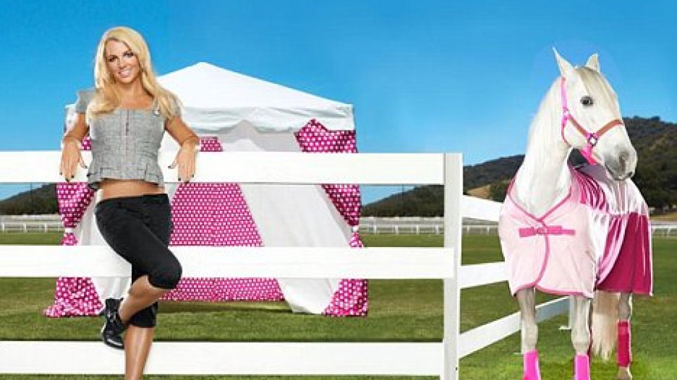 Britney Channels My Little Pony for Candie's | StyleCaster