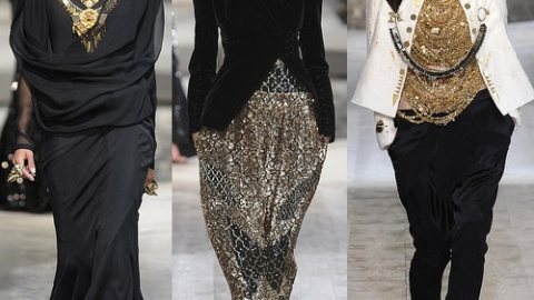 Givenchy Couture   StyleCaster