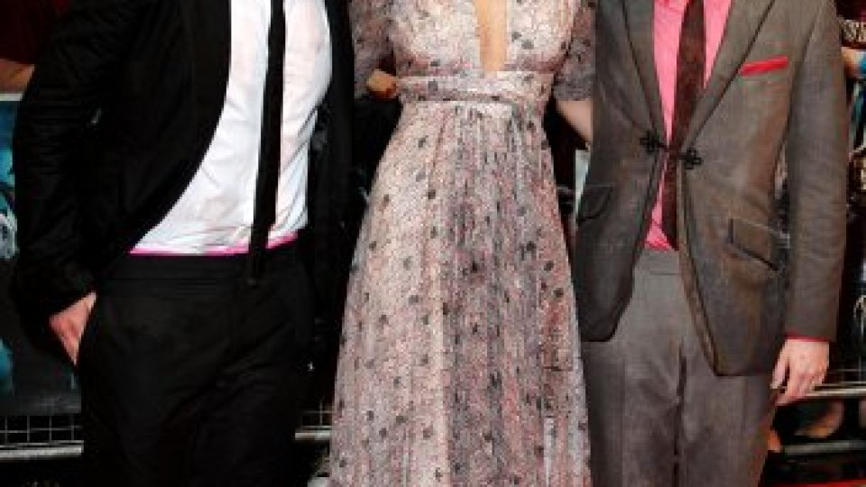 Emma Watson in Vintage at Harry Potter Premiere | StyleCaster