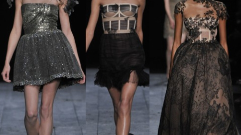 Valentino Fall 2009 Couture | StyleCaster