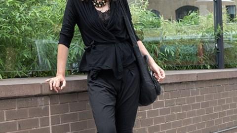 Street Style: New York – Ingrid Geringer | StyleCaster