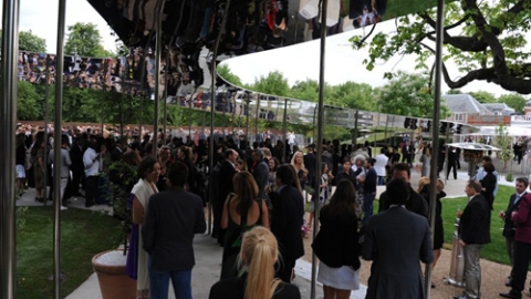 Serpentine Gallery's Annual Summer Event | StyleCaster
