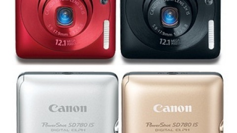 Men's Must: Canon PowerShot SD780 IS | StyleCaster