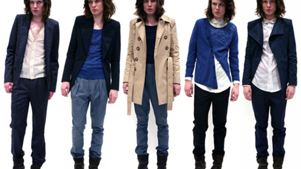 Newsflash: Timo Weiland Spring 2010 Menswear Collection | StyleCaster