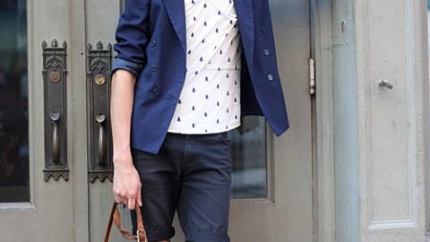 Street Style – New York – Vicen Akina | StyleCaster