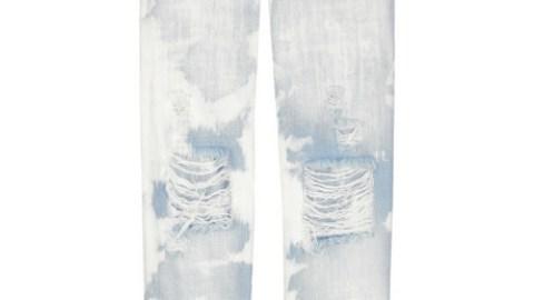 Current/Elliott The Skinny Tie-Dye Jeans | StyleCaster