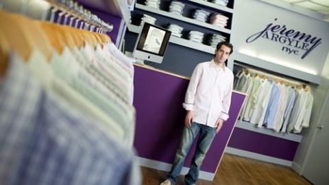 Brian Guttman of Jeremy Argyle | StyleCaster