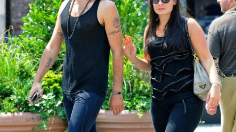 Styleline: Russell Brand and Jeggings | StyleCaster