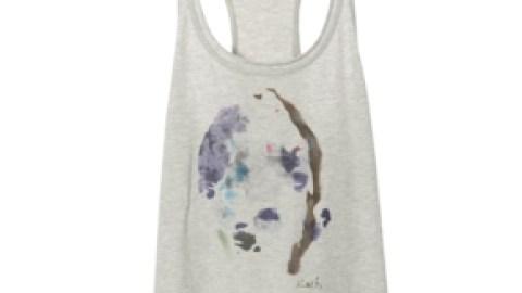Marni Sleeveless Jersey T-shirt | StyleCaster