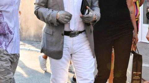 Karl Lagerfeld, Still in 'Tropez | StyleCaster