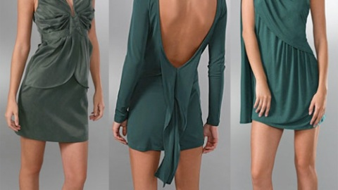 Shopbop: Color I'm Coveting, Green | StyleCaster