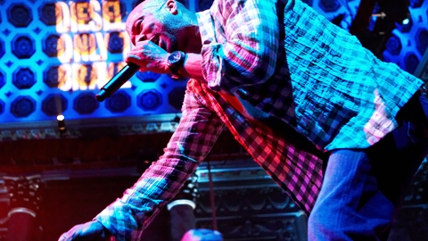 Common Performs for Diesel's New Scent | StyleCaster