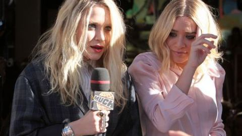 Mary-Kate & Ashley at MuchMusic in Toronto | StyleCaster