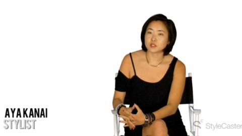 Aya Kanai | StyleCaster