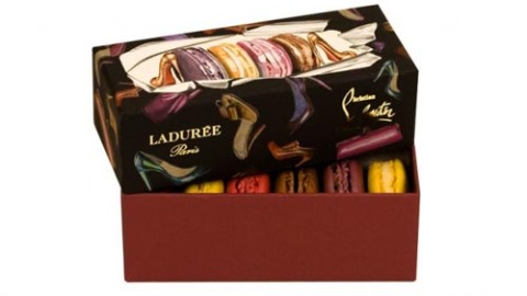 Louboutin and Laduree Create Special Edition Macaroons   StyleCaster