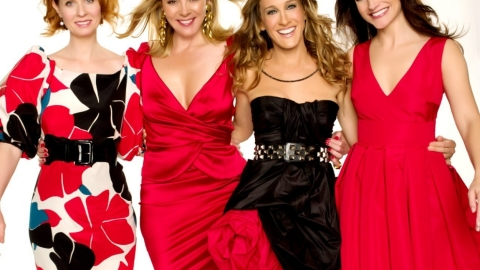 Top Five SATC 2 Moments in the Last Five Seconds   StyleCaster