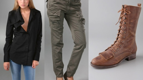 Shopbop: Expert Shares Her Top 3 Tips for Fall Dressing | StyleCaster