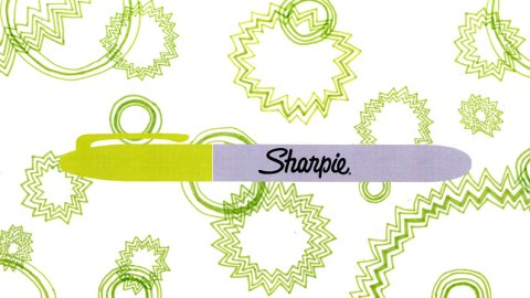 Sharpie Adopts New Branding Strategy | StyleCaster