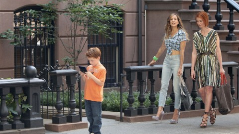 Sex and the City Set: Little Brady, All Grown Up   StyleCaster