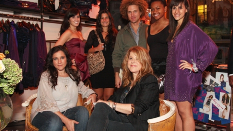 Fashion's Night Out at Foley + Corinna   StyleCaster