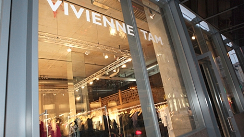 Fashion's Night Out with Vivienne Tam | StyleCaster