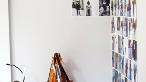 Scott Schuman and Barneys Set Up Shop | StyleCaster