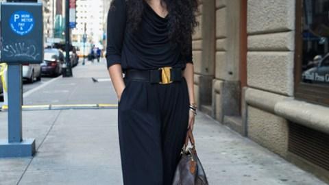 Street Style: Fashion Week 09 – Yuny Cho | StyleCaster
