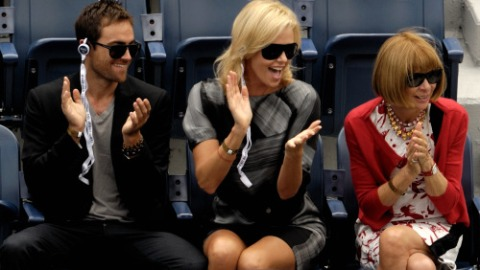 Top 10 Celebrity Sightings At The US Open | StyleCaster
