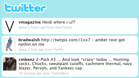 Your Thursday Twitter Roundup   StyleCaster