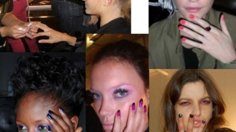 Runway Nails: What's Hot For Spring '10 | StyleCaster