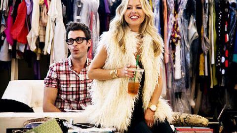 Rachel Zoe Project: Episode 5 Ashton Kutcher and Glamour | StyleCaster