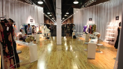 Trade Show 2009: The Train and The Box | StyleCaster