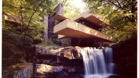 Falling Water House by Frank Lloyd Wright Open to Overnight Stays | StyleCaster