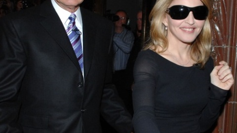 Letterman and Madonna: A Match Made in Twitter Heaven   StyleCaster