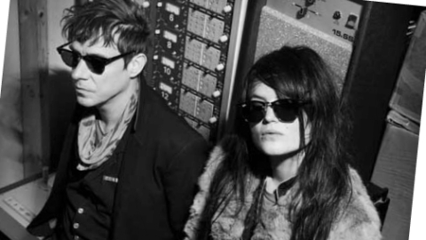 Ray-Ban Sunglasses Launch New Campaign with The Kills and Ladyhawke | StyleCaster