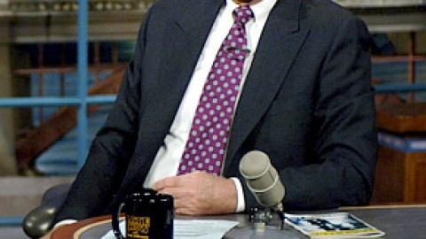 David Letterman Extortion Revealed   StyleCaster
