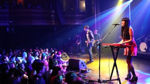 The Pains of Being Pure at Heart at Webster Hall | StyleCaster