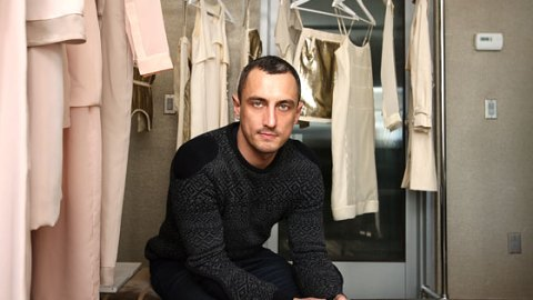 Richard Nicoll: Fashion at Cerruti to be Headed Up by the Young Brit Designer   StyleCaster